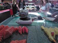 Pudding at Red Hot World Buffet
