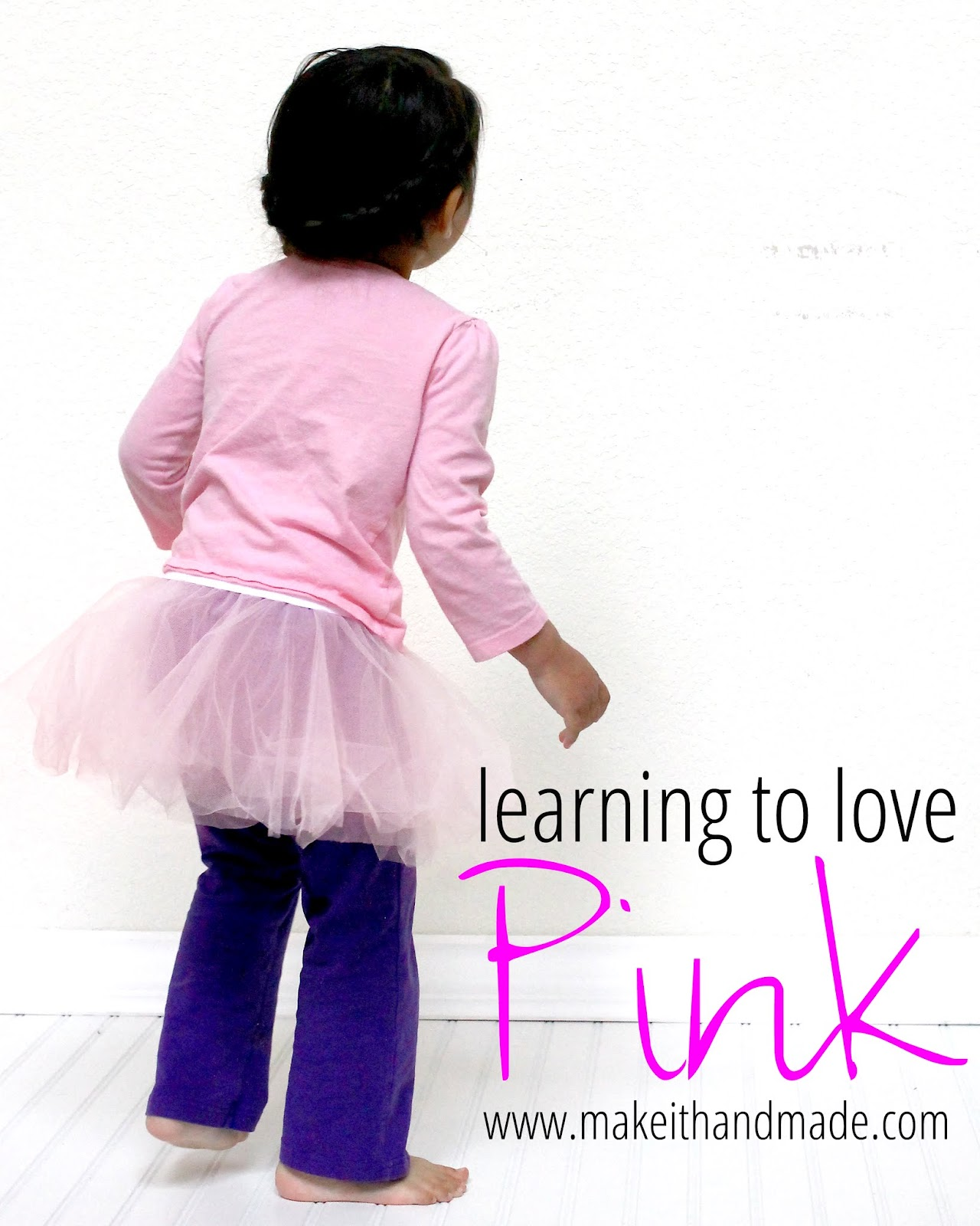 Sometimes the first step in nurturing your child's talents is fully embracing them for who they are... pink and all.