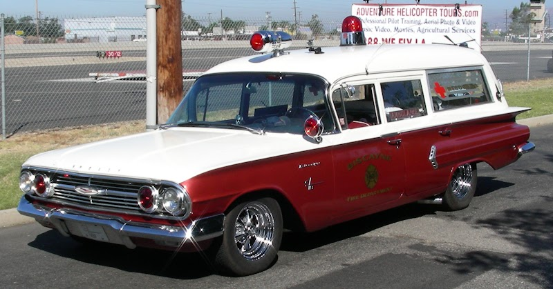 the isis intelligent multiplex system 1960 ambulance with isis. Black Bedroom Furniture Sets. Home Design Ideas