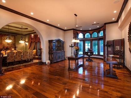 contoh rumah mansion mewah menakjubkan