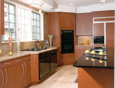 Kitchen Decor Kitchens With Black Appliances
