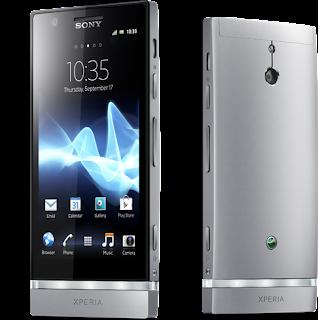 Sony XPERIA P ominaisuudet