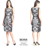 Queen Letizia  - HUGO BOSS Dress