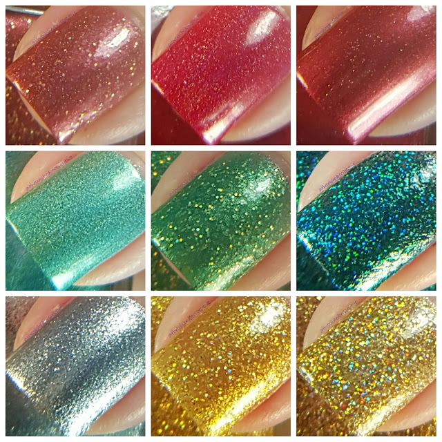 Turtle Tootsie A Hatchlings First Christmas swatch