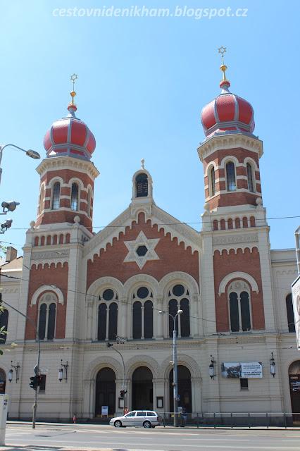 židovský synagoga // Jewish Synagogue