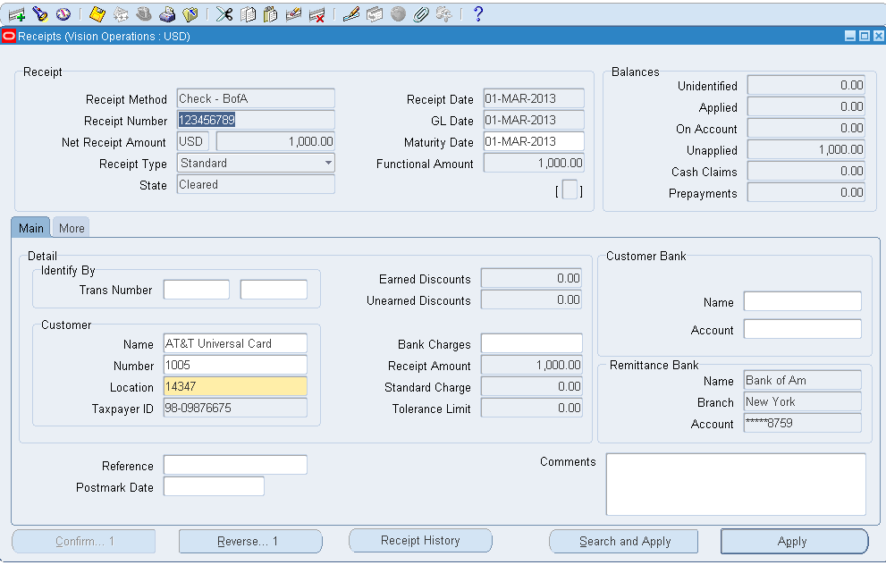 how to create manual invoice in oracle apps r12