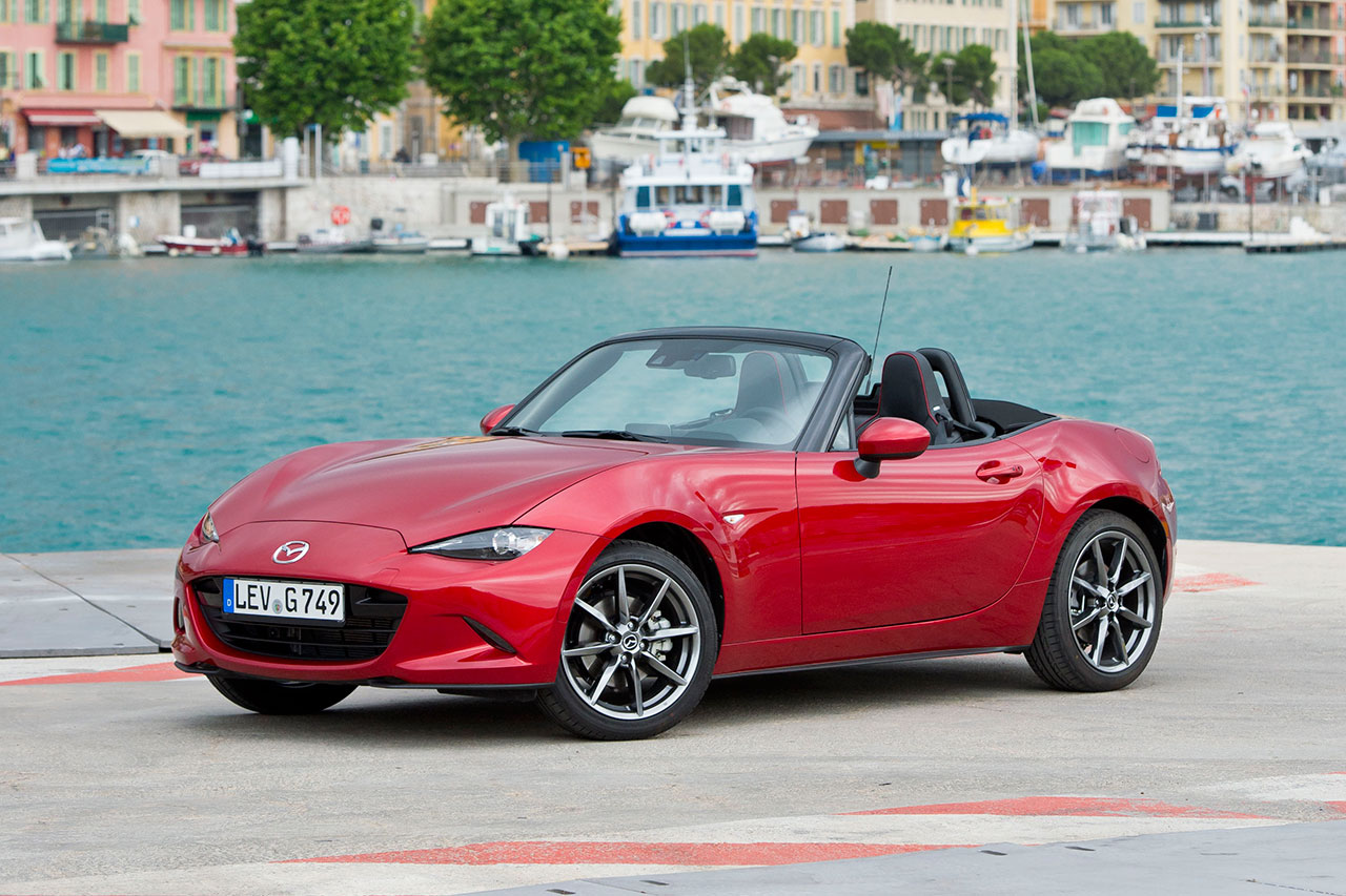 luxury cars and watches boxfox1 the all new mazda mx 5 a passion for fun. Black Bedroom Furniture Sets. Home Design Ideas
