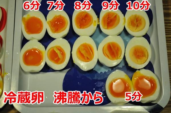 完璧な半熟卵の作り方
