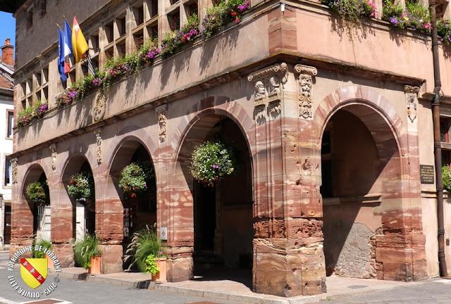 RAMBERVILLERS (88) - Hôtel de ville (1581)