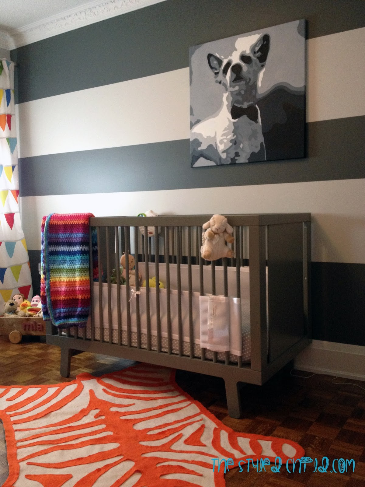 Mia S Nursery Part Two The Styled Child