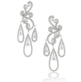 chandelier earrings for wedding