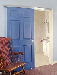 Bedroom Sliding Door Design