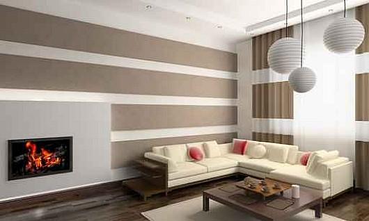 Rachelles interior design ideas february 2013 for Stripe interior design