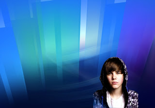 Justin Bieber Posters wallpapers singer in a sad face in Classic Crystal Landscape background