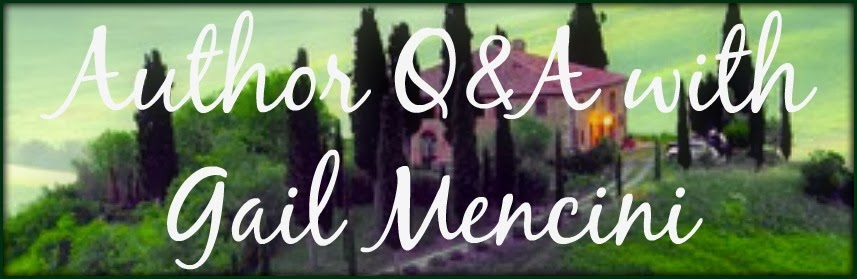 Blog Tour: Author Q&A – To Tuscany with Love by Gail Mencini