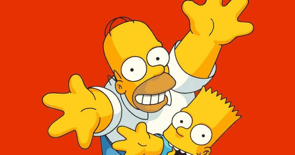 Planos de fundo e arte digital planos de fundo simpsons - Bart simpson nu ...