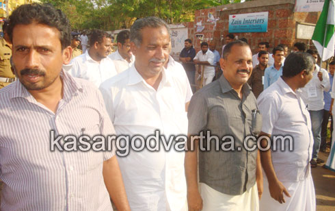 Muslim Youth League march Kasaragod