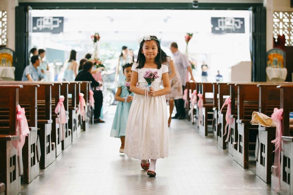 aisle decor church wedding