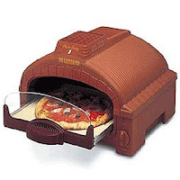 Forno de assar pizza portatil
