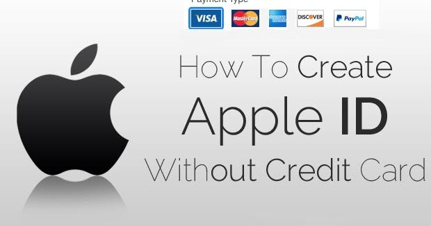 how to create apple account without credit card this