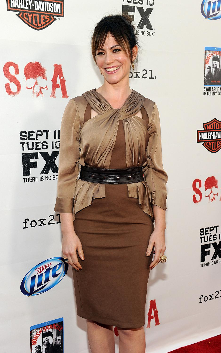 Maggie siff from sons of anarchy 10