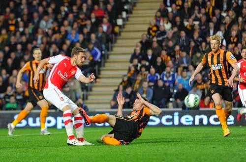 Gallery Pictures Hull City vs Arsenal Premier League Matchday 35