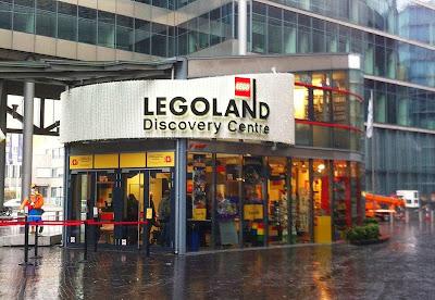 مركز الإكتشاف ليغولاند للأطفال في برلين