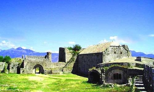 Rozafa Fortress Albania Europe