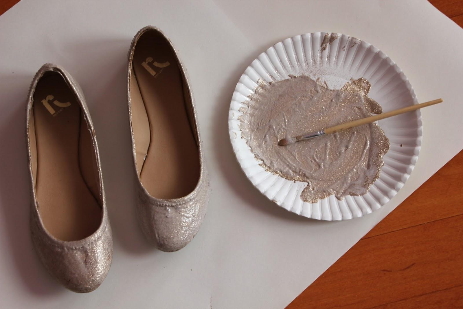 Как украсить балетки своими руками фото