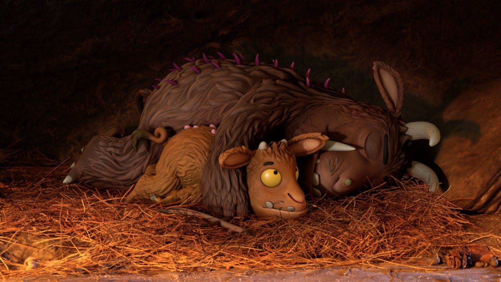 The Gruffalo´s Child - Bedtime