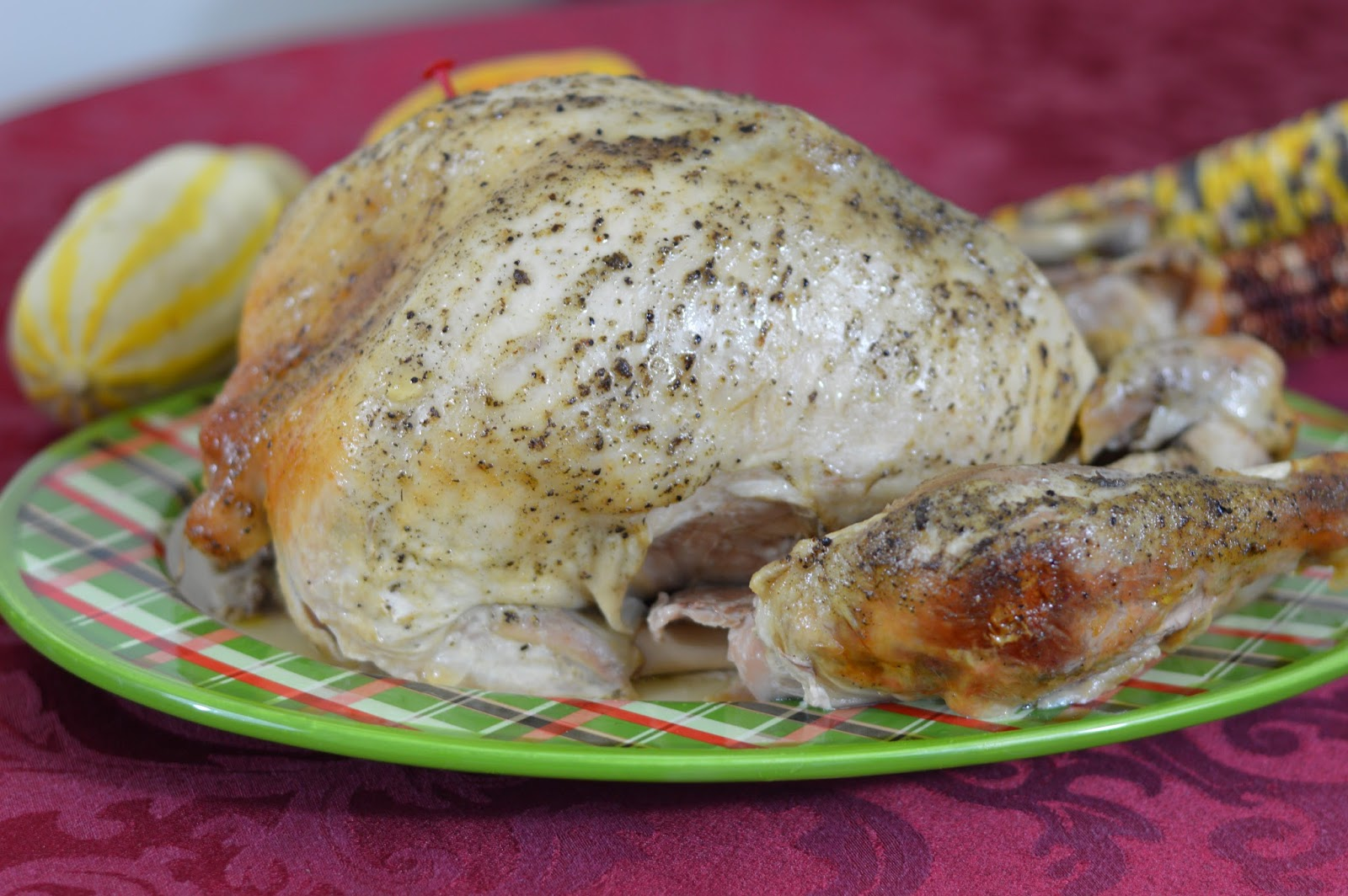 how to cook a 12 pound turkey in the oven