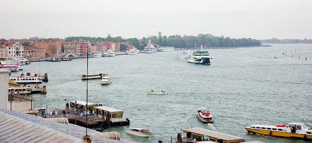 Venice, Italy Port