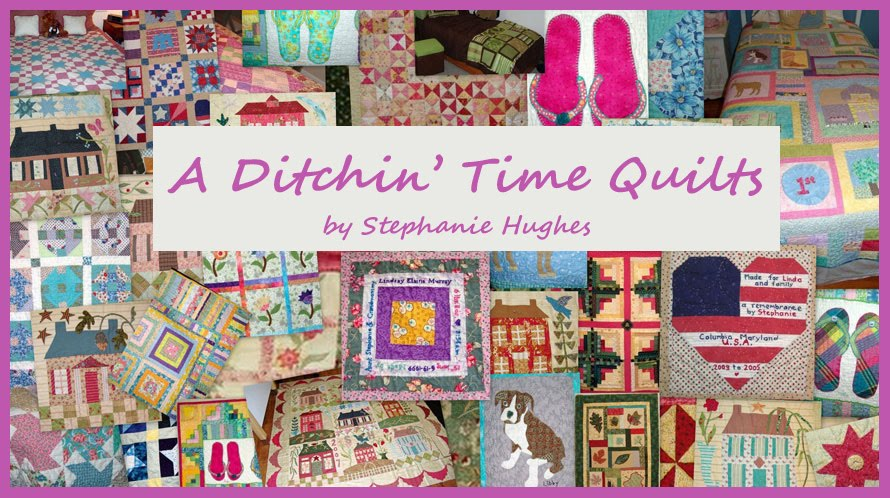 A Ditchin' Time Quilts