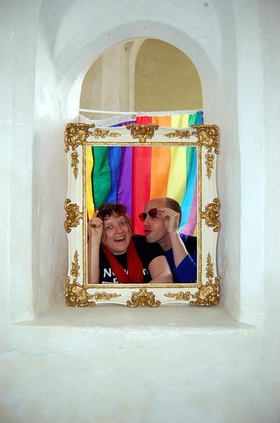 Eloise O Hare Pride Arts Trail Norwich Pride 2012 Arty