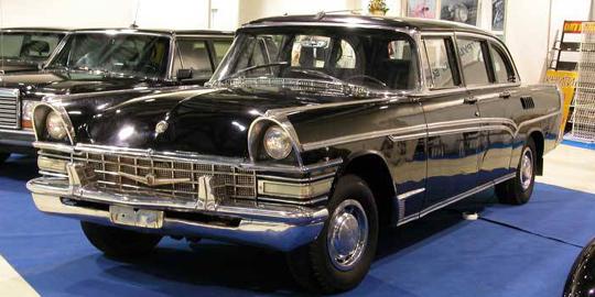 Zil 111 mobil Presiden Soekarno
