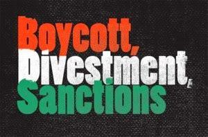 Boicot,desinversión y sanción a Israel