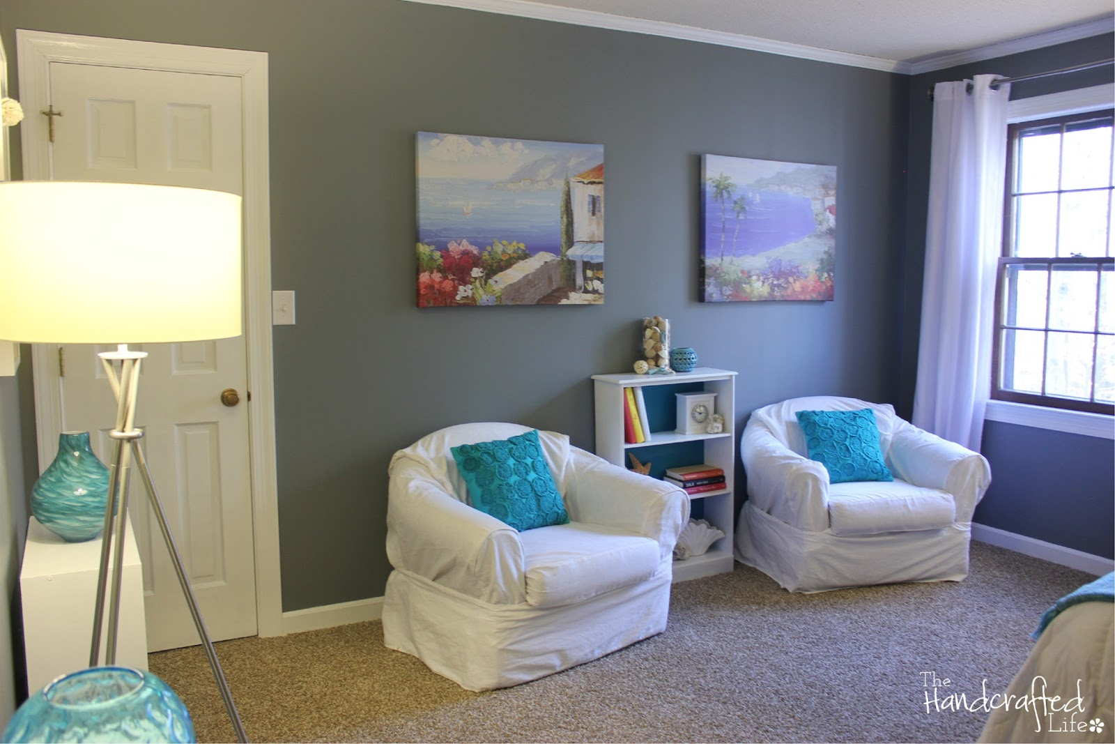 How Mock Up Paint Colors In A Room Benjamin Moore