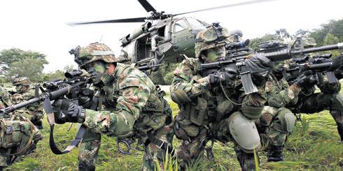 VI ANIVERSARIO GEDAT - OP MARIANA V 12 OCTUBRE Colombia%2Bsoldados