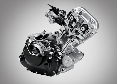 Motor Canggih Irit dan Advance