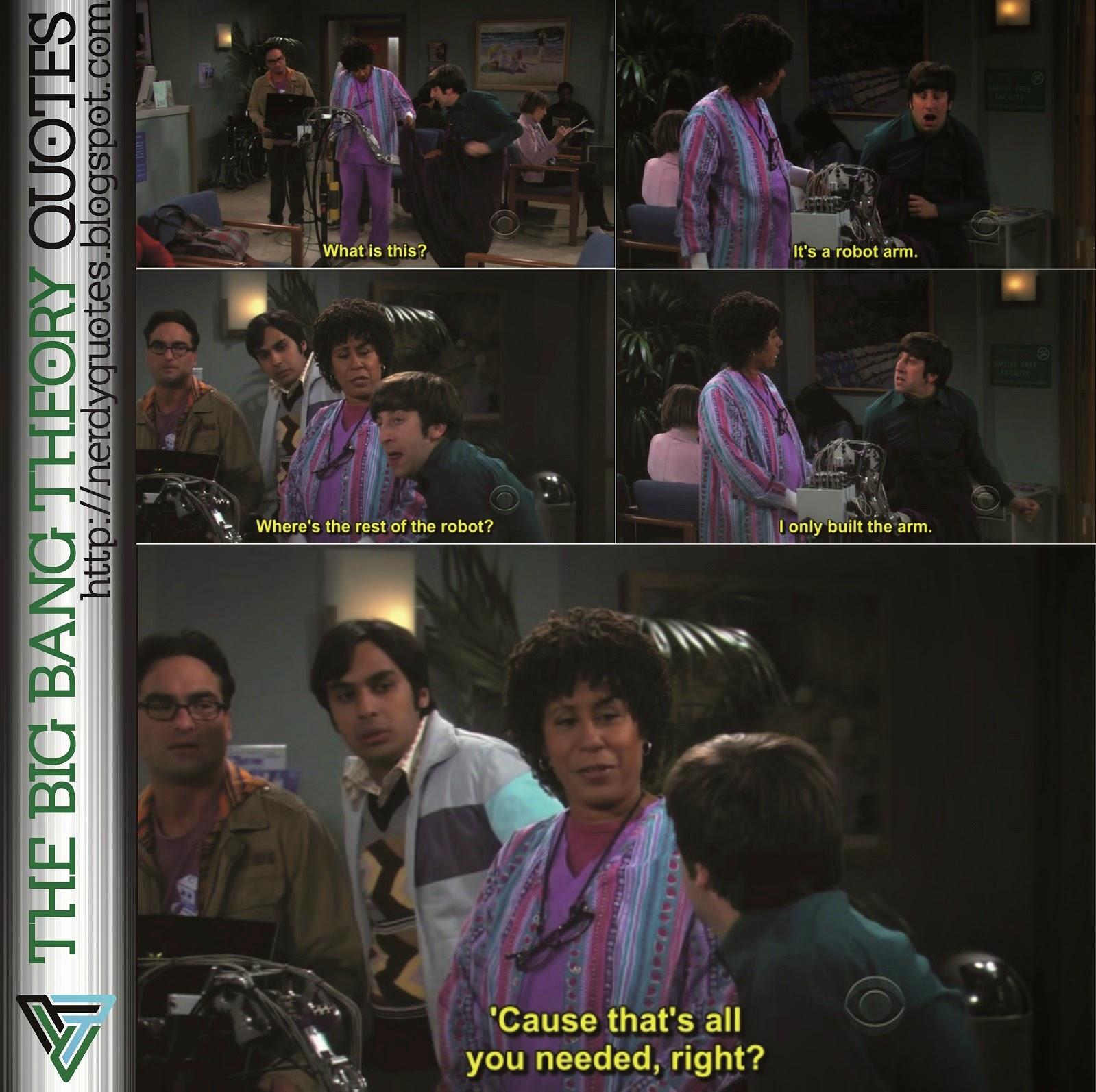 The Big Bang Theory Quote-34