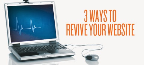 3 Ways to Revive Your Website