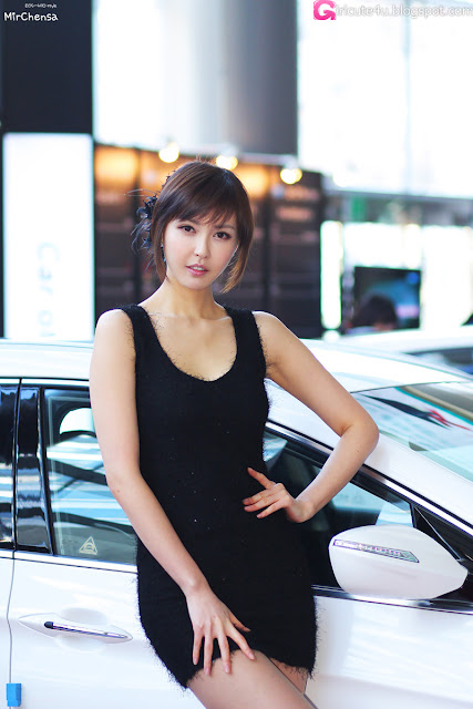 2 Kang Yui - Car Of The Year 2012-very cute asian girl-girlcute4u.blogspot.com