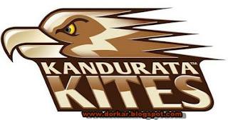 slpl team kandurata kites logo
