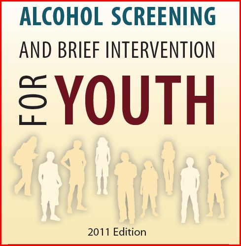alcohol problem youth