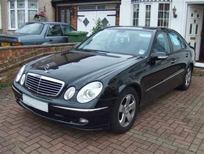 Cho thuê xe Mercedes E240 đời mới nhất - DUC VINH TRANSPORT 1