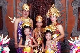 Balinese Traditional Clothes Bali Reportase