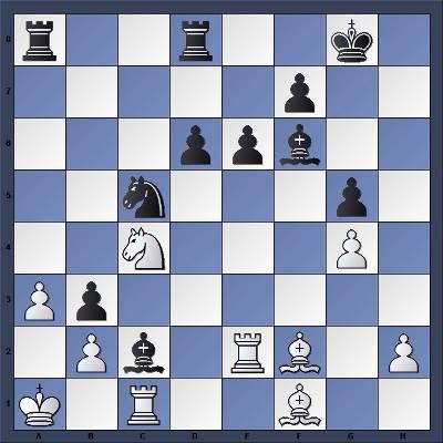 Echecs & Tactique : les Noirs jouent et gagnent en cinq coups - Niveau Moyen