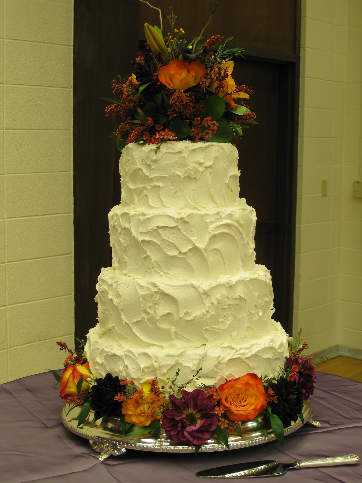 alipyper: Wedding Carrot Cake Recipe