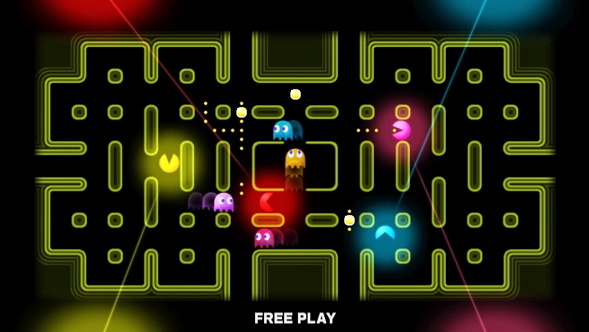 Pac-Man Museum pc game