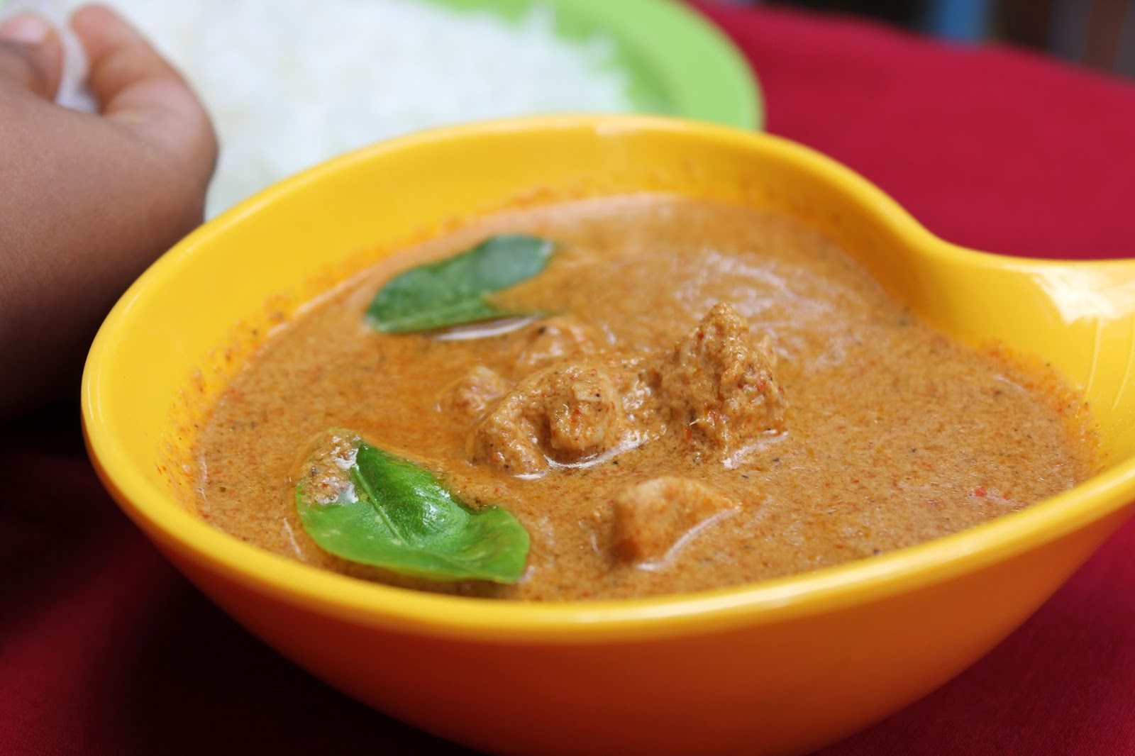 thai red curry,thai curry,thai chicken curry